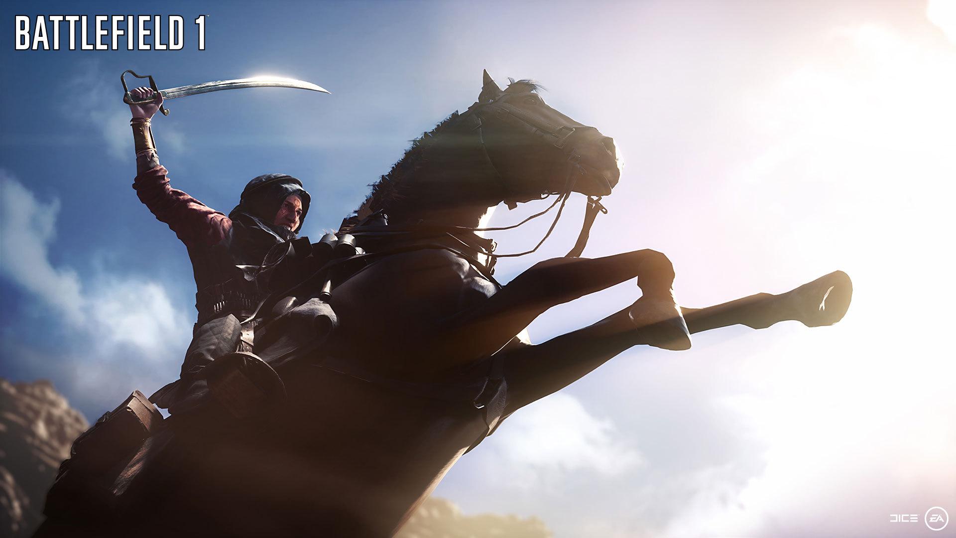 《战地1》登顶英国地区销量榜