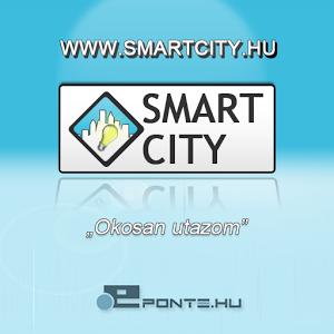 Okosan utazom - SmartCity Bp