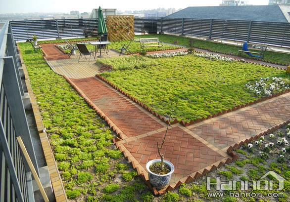 屋顶花园并不是现代建筑发展的产物,它可以追溯到4000年前,古代苏美