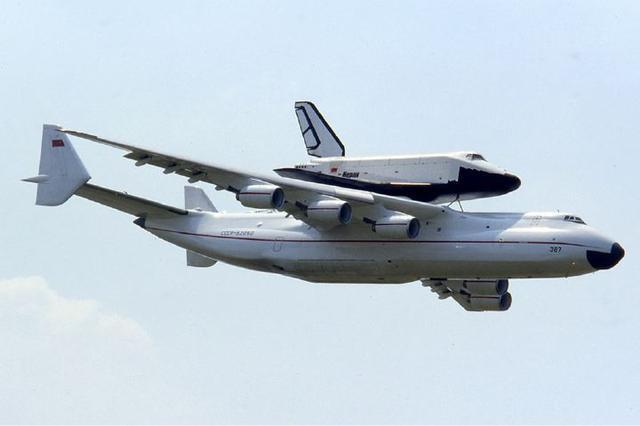 中国将从乌克兰引进世界最大飞机