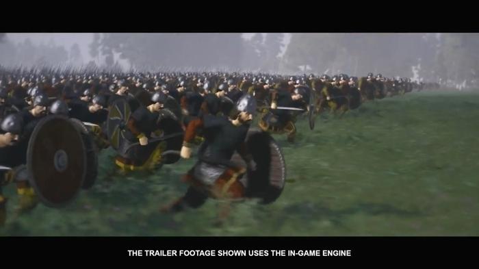 《全面战争传奇:不列颠的王座》新预告 阿尔弗雷德大帝登场