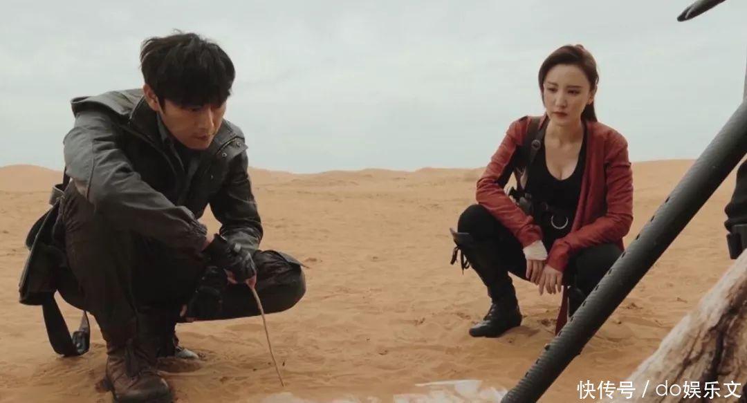 《沙海》里的黎簇才是吴磊正确打开方式,《阿修罗》可以翻篇了!