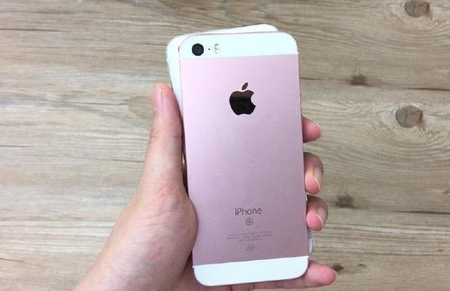「第1数字」小苹果 iphone se体验评测