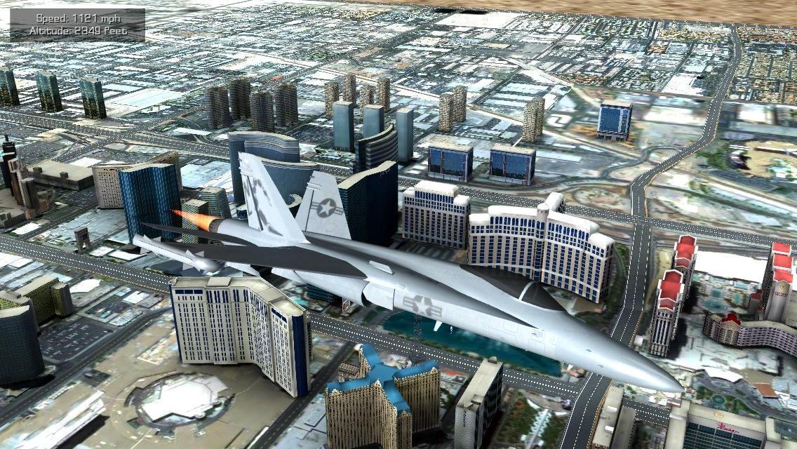 极限飞行之拉斯维加斯截图2