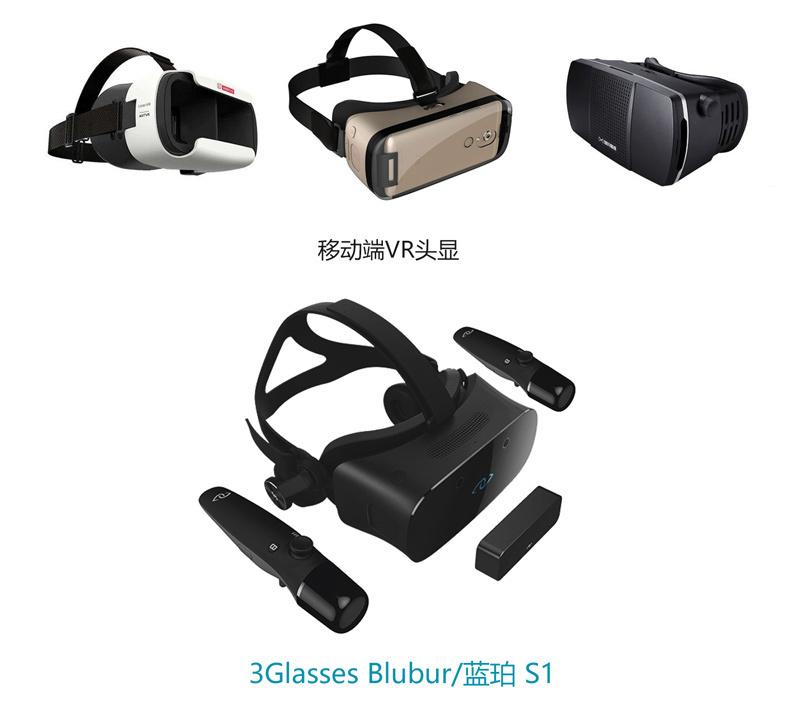 限量VR套装打头阵!