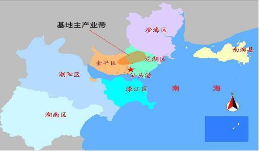 基本概况 广东省汕头市龙湖区地处汕头市的中心城区是汕头经济特区的