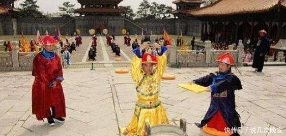 史上最昂贵的下跪让百姓免受战乱,让清朝江山稳固200年