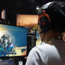 2016年E3游戏展育碧展区图集 新游《Stee...
