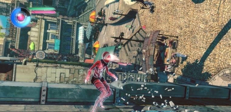 2016 TGS《重力眩晕2》试玩视频 限定版预售开启