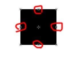 ps中 把正方形的图片 变成 长方形怎么样 使他不