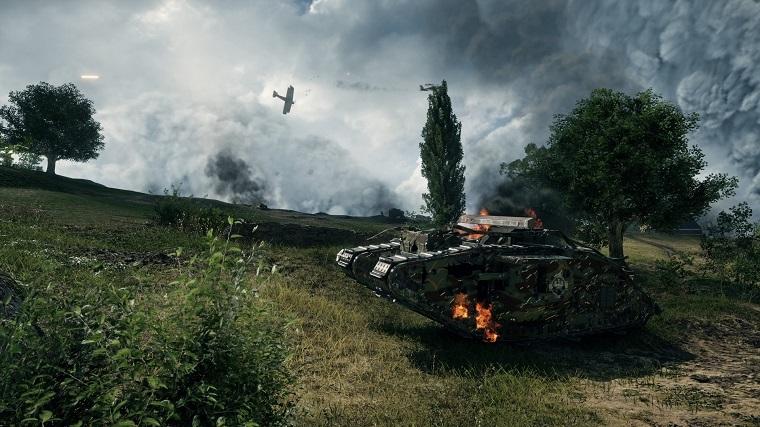 《战地1》游戏画面