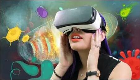 移动VR游戏我的未来不是梦
