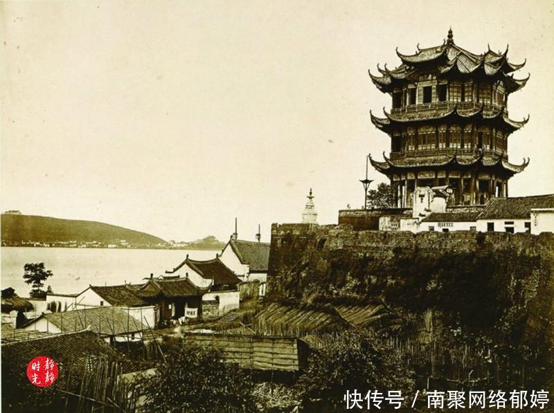 这里是晚清年前的湖北武汉,带你看百墨鱼的武时期意面图片图片