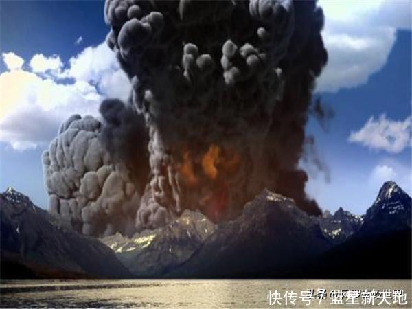 人类或将面临更大灾难!美国超级火山已进入爆发期,后果无法承受
