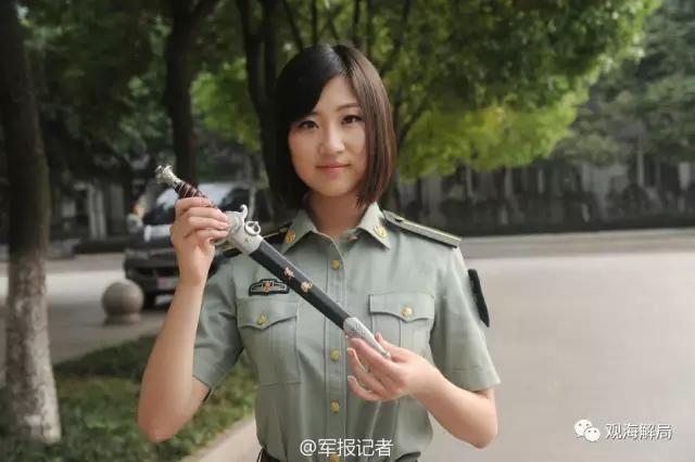 海军首次举行授剑仪式 军方3大佩剑长啥样 - 马骁-v-mzm - 马骁