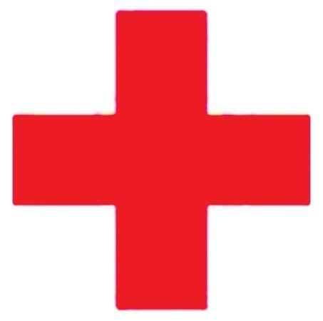 门简笔画.png 中国红十字会标志png