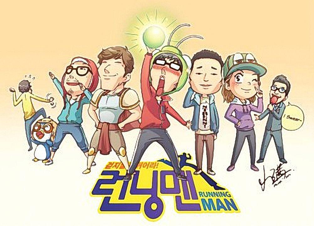 李敏镐/Running Man是韩国SBS电视台周末娱乐节目《星期天真好》新的...