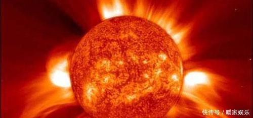 明末,天空连续红了9天,这是怎么回事科学家警惕再次出现