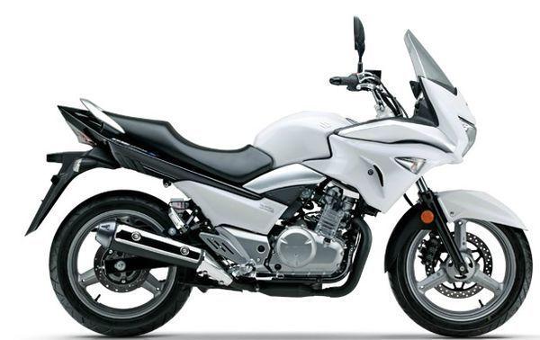 铃木双缸250cc摩托车现价是多少? 带图片更好