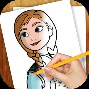 如何画卡通人物