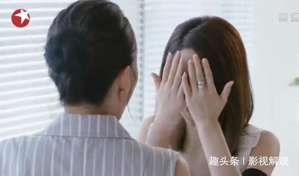 倾城时光颖宝11集露戒指11次换3个戒指最后一个像婚戒