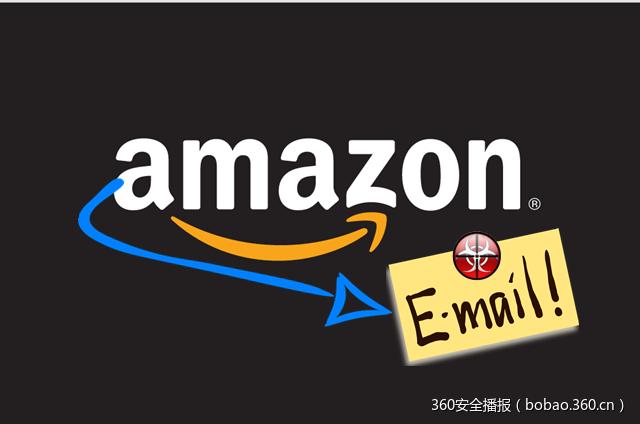 新的亚马逊网络钓鱼诈骗窃取信用卡信息