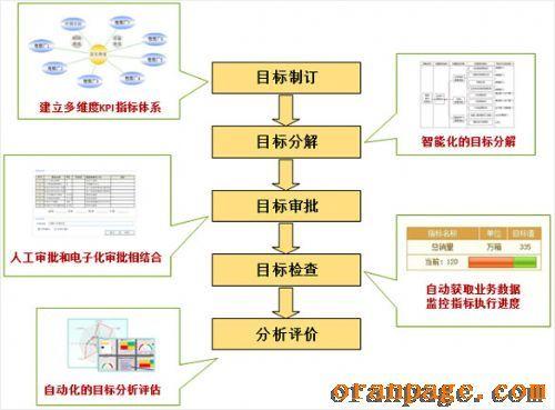 公司职能结构图