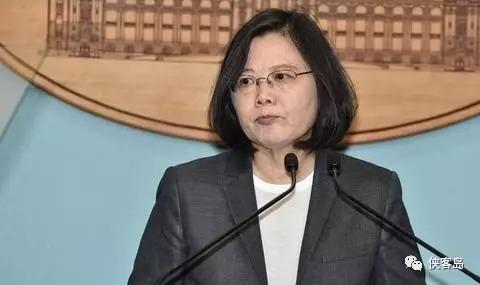 台湾媒体:再这样下去台湾要亡在蔡英文手里 - 一统江山 - 一统江山的博客