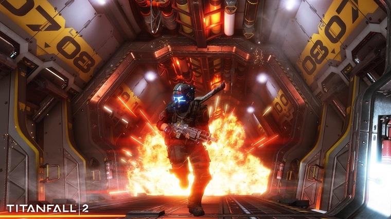 《泰坦陨落2》游戏画面(图片来自官方)