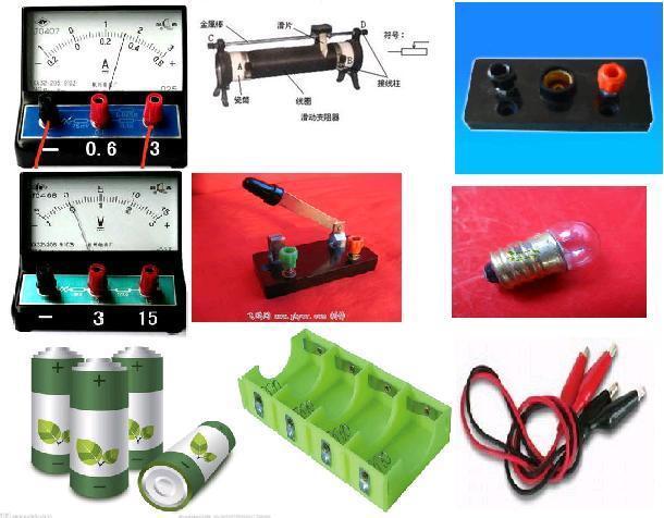 物理电学实验器材都有什么?
