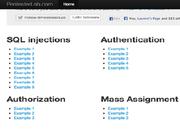 【技术分享】Web for Pentester II练习题解