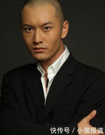 """光头下最帅的五位男星,胡歌吴亦凡在其中,而他的光头像""""大佬"""""""