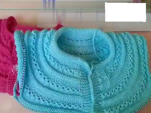 [大全]毛衣编织花样图解::儿童毛衣编织花样图解