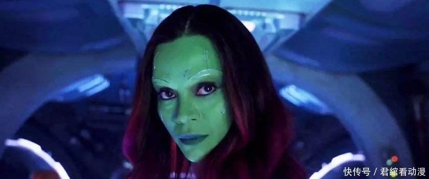 《复仇者联盟4》编剧证实,卡魔拉在钢铁侠的响指下没有死!