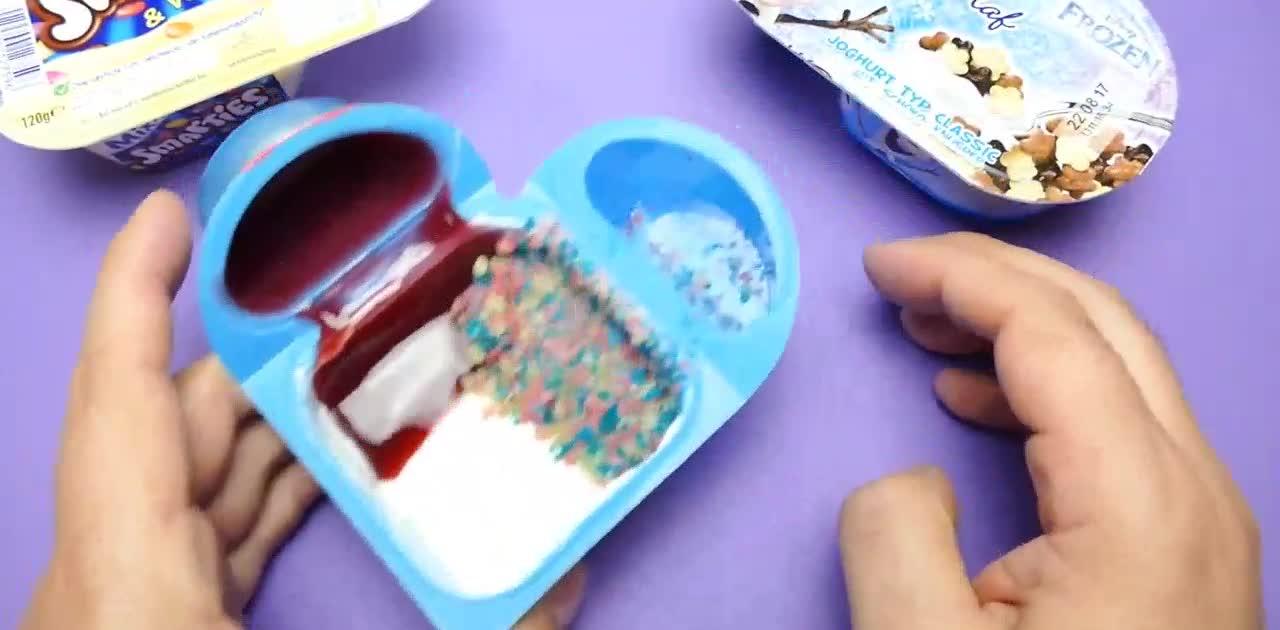 北美玩具 自制酸奶糖果和酸奶巧克力