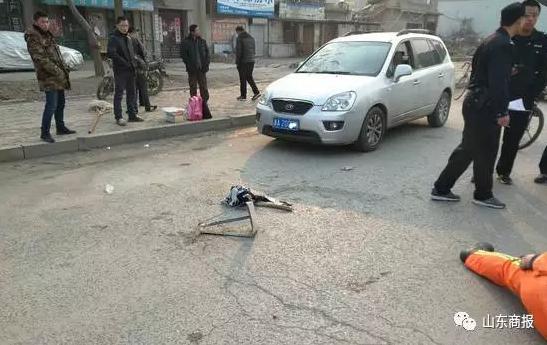 【转】北京时间     济南一司机辗轧环卫工 称其主动挡车所致 - 妙康居士 - 妙康居士~晴樵雪读的博客