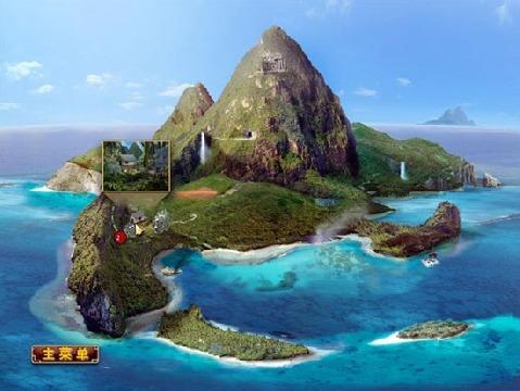 孤岛逃亡2:阿肯尼的秘密