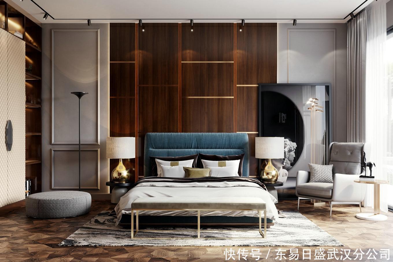 武汉F别墅350独栋别墅装修,带你见证现代简层五设天下图片