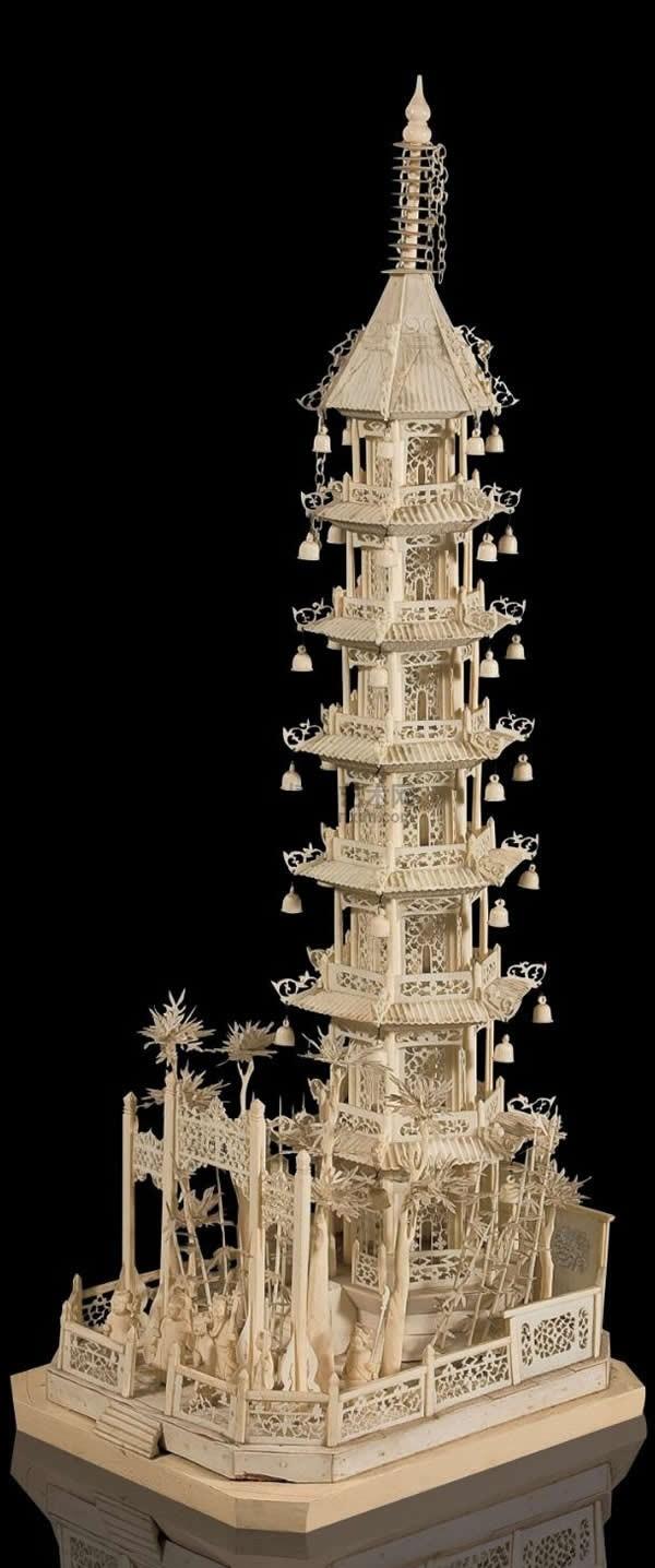 暴雪公司的魔兽争霸游戏在世界的风行,越来越多的魔兽词汇已经在网络上通行,象牙塔就是其中的一个,它是人族商店出售的迷你塔,作用是在目标区域建立一个瞭望塔。