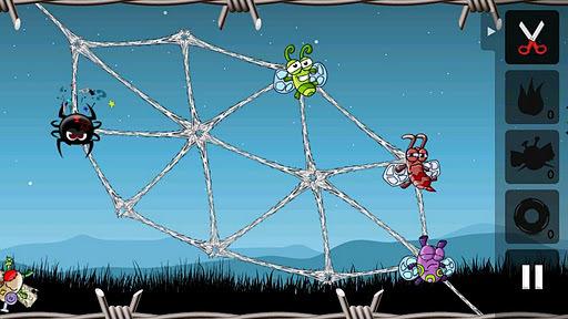 贪婪的蜘蛛截图2