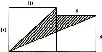 求面积中小学世纪的单位.(阴影:cm)_360v面积余杭天长下图部分图片