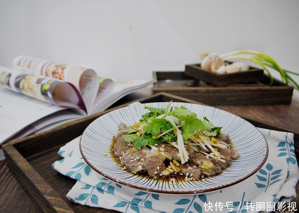 #硬核菜谱制作人#凉拌牛肉燕麦米和高粱米怎么做图片