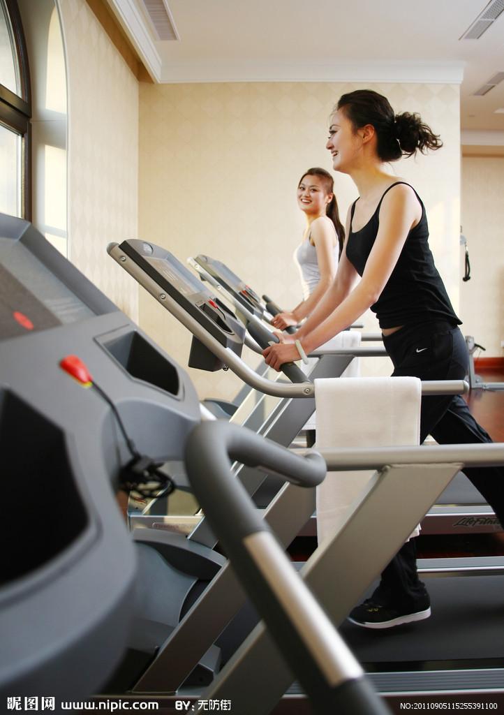 起源于欧美 健身俱乐部在当今欧美等发达的西方国家