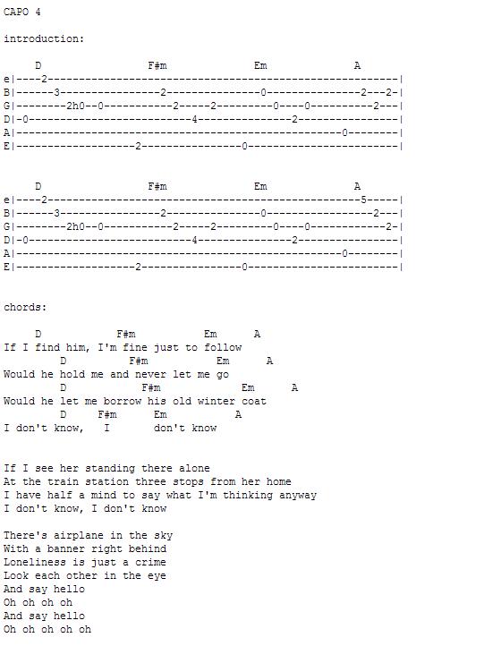 hello 吉他伴奏右手指法