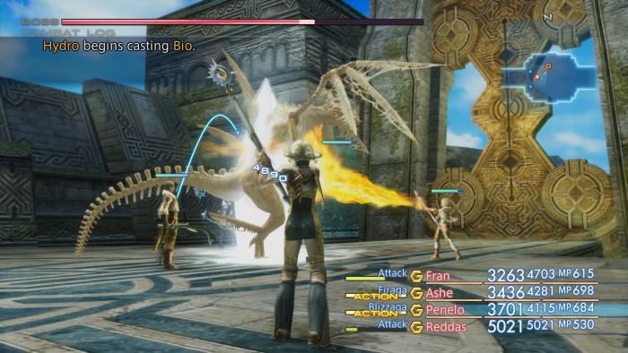 最终幻想12HD新加系统和故事
