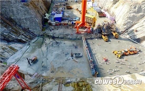 【转】北京时间    中国又一超级工程 建在两山之间高515米 - 妙康居士 - 妙康居士~晴樵雪读的博客