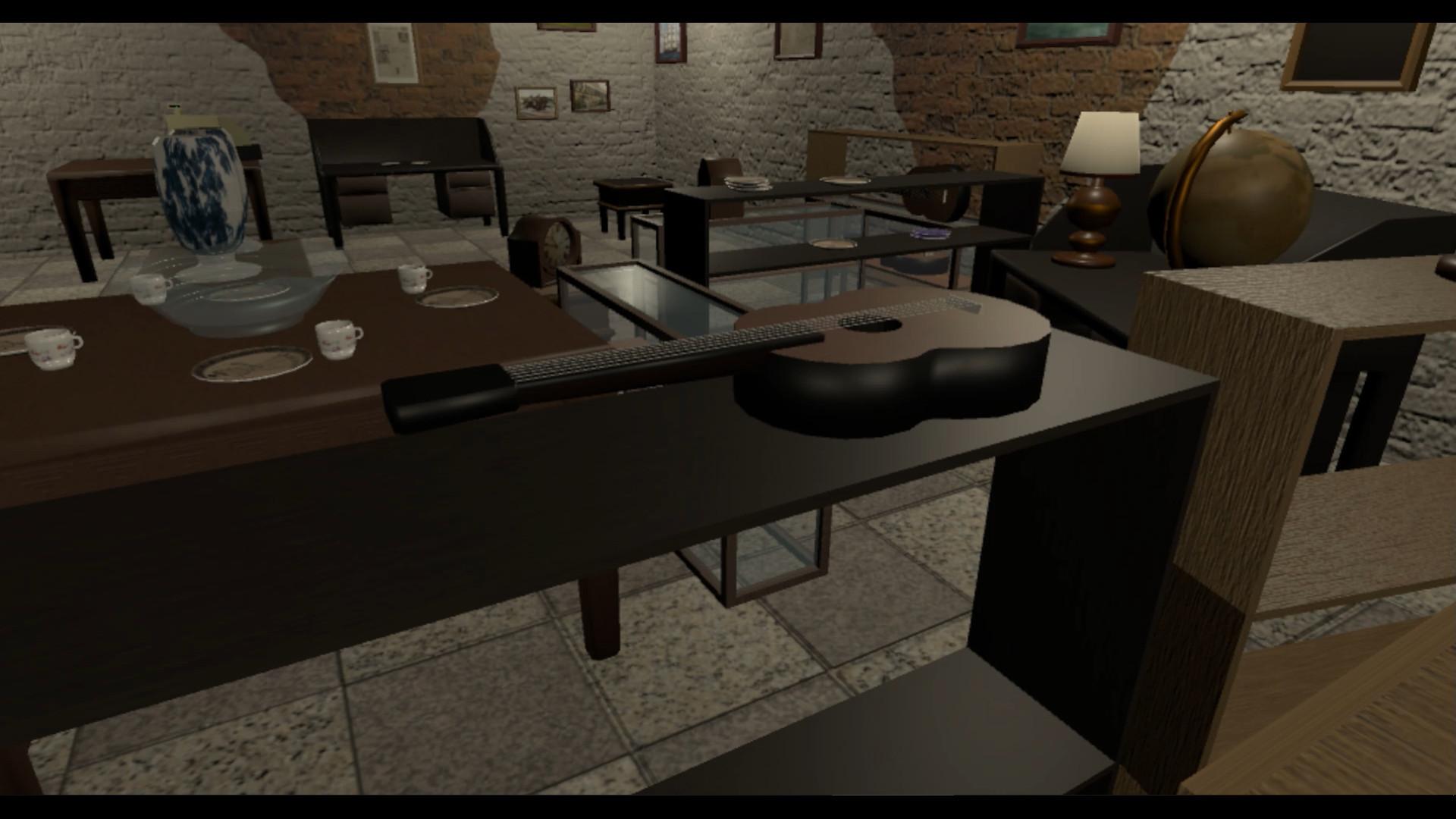 《陶瓷VR》登陆Steam商店