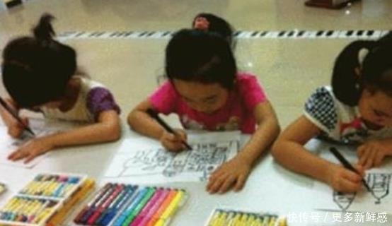 家长给女儿报了美术班,看到作品后却直接报警了,坦言:现在害怕