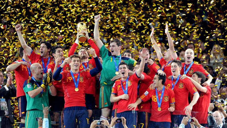 西班牙国家男子足球队