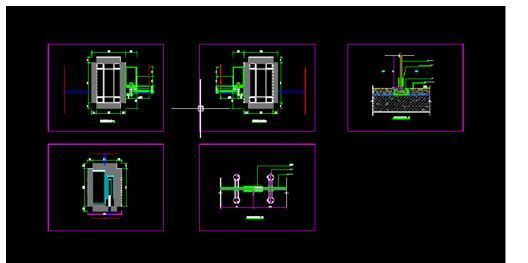CAD注释视口比例是比例?又是布局教程什2007cad破解版意思图片